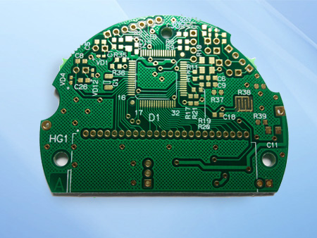 PCB assembly board