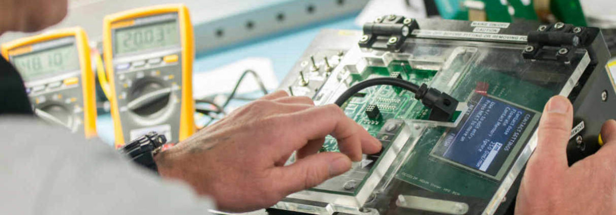Contract PCB Manufacturing