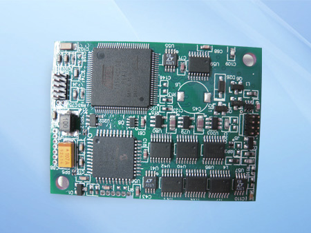 Mecial device PCB assembly