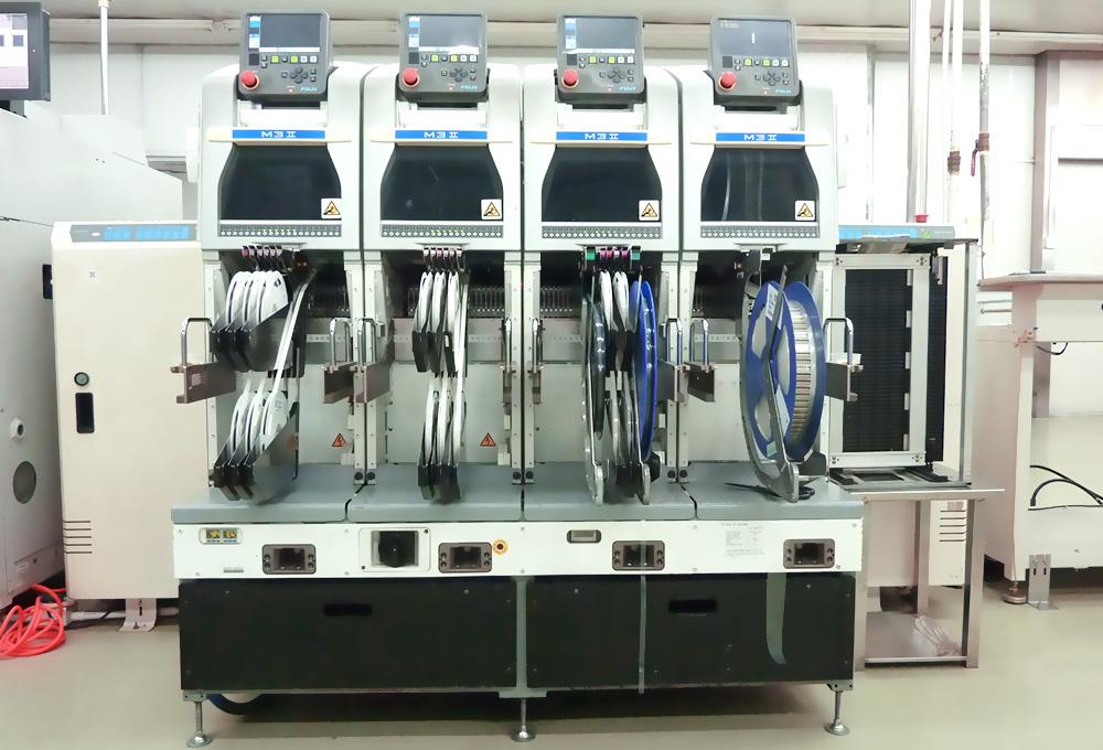 FUJI NXT-II Modules SMT Machines