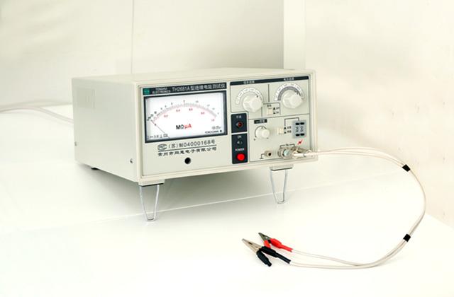 Insulation resistance instrument