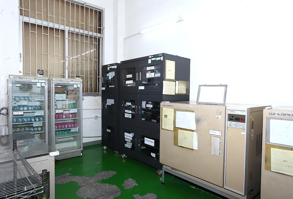 Solder paste Storage