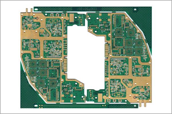 multi-layer pcb-8L