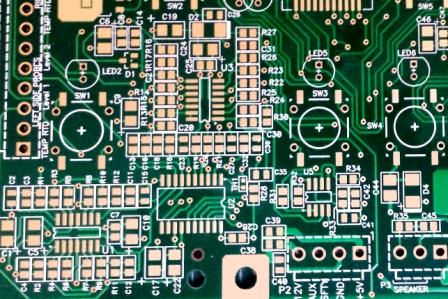 ENIG PCB (electroless nickel/immersion gold)
