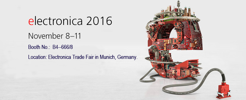 Worldwide Electronica trade fair for EMS PCB Assembly