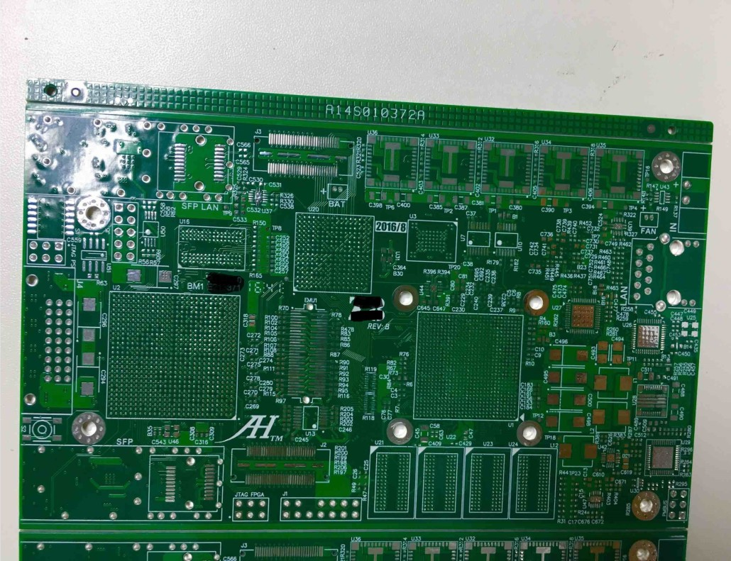 Pcb Manufacturing Capabilities C Alley Quick Turn Rigid Board Assembly Printed Circuit Advanced Fabrication Equipments
