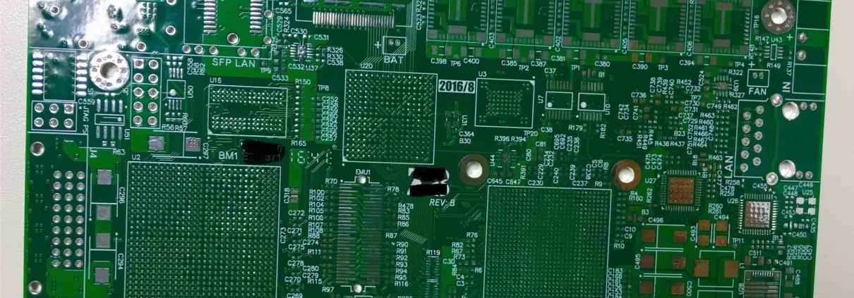 HDI PCB,PCB Fabrication